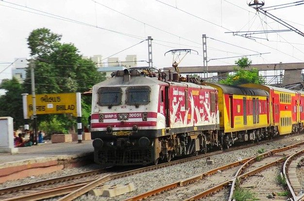 Ahmedabad AC Double Decker Express