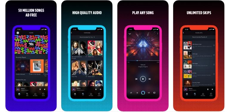 Amazon best music streaming App