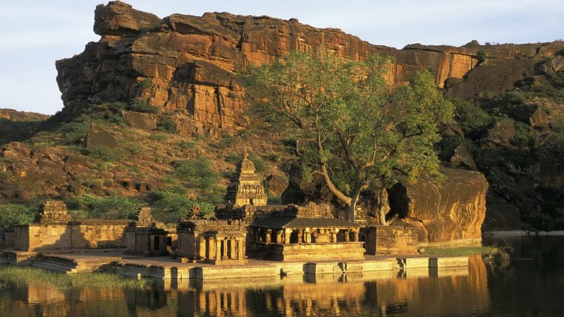 Badami caves mysterious caves in india