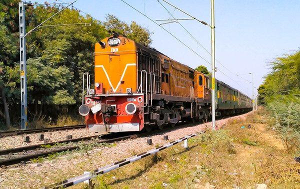 Bandra Garib Rath Express fastest train in india