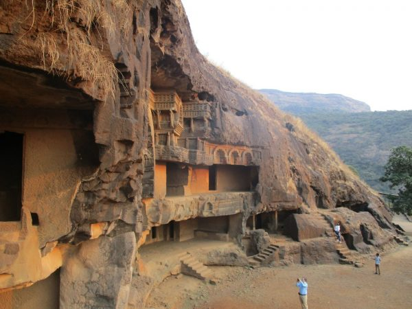 Bhaja caves mysterious caves in india