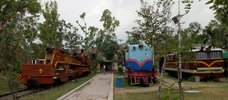 Chennai Rail Museum museums in india