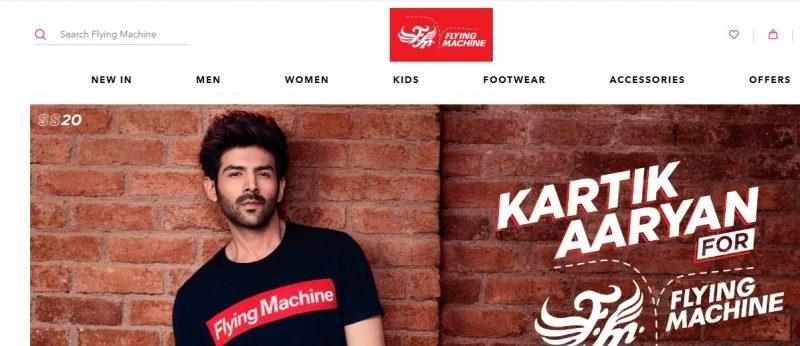 Flying Machinebest men clothing brand
