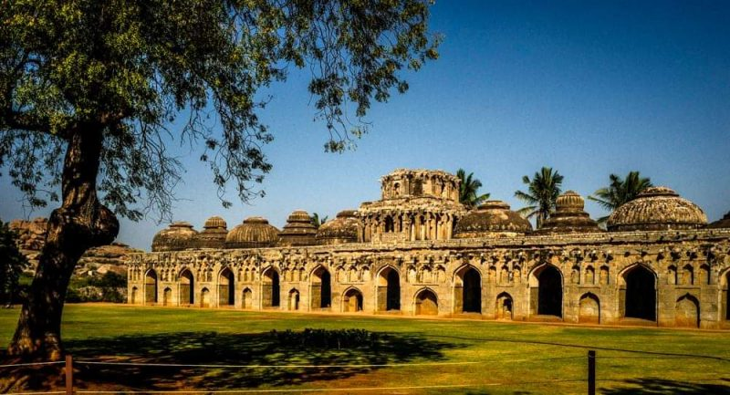 Hampi religious places in india