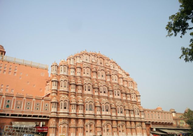 Hawa Mahal historical places of india