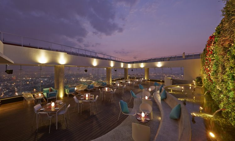High Ultra Lounge best rooftop restaurant in bangalore