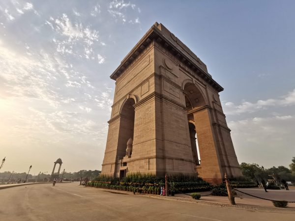 India Gate historical places of india