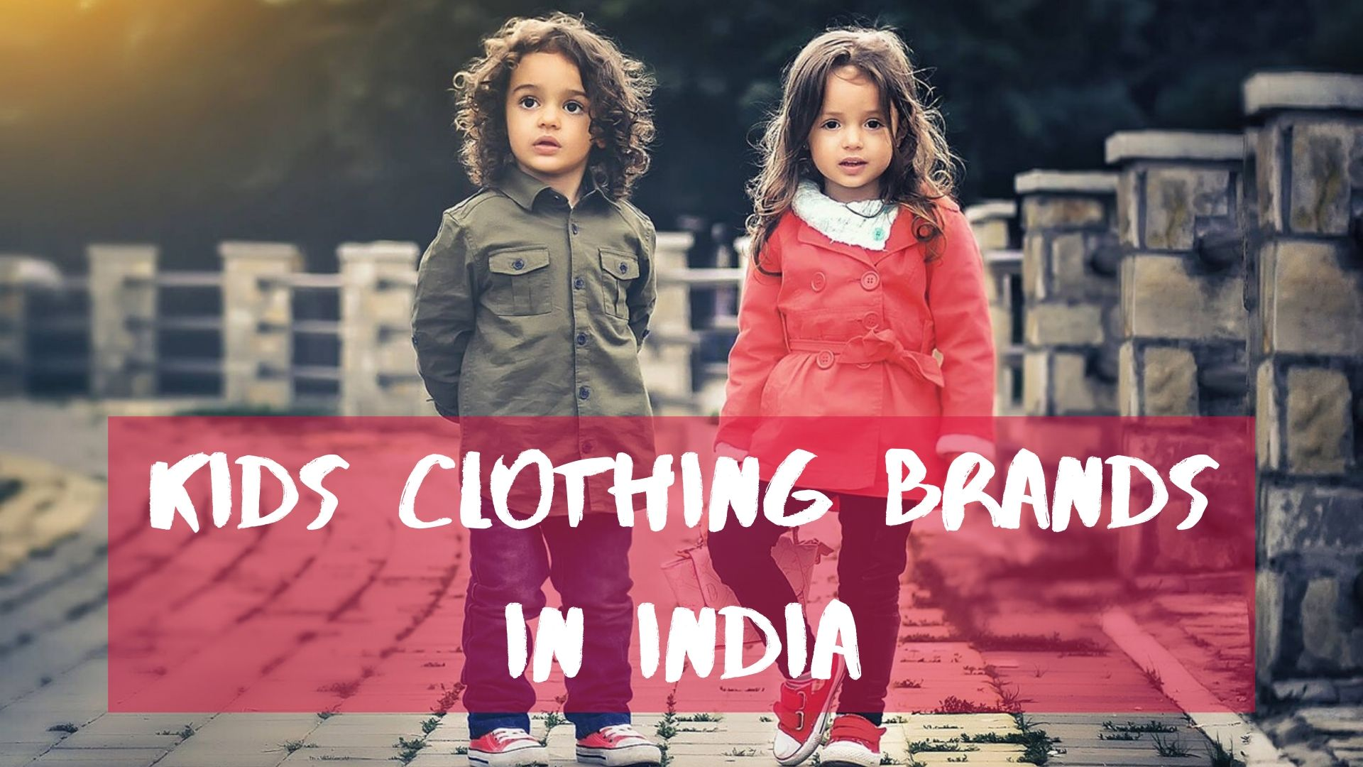 Kids Clothing Brands In India