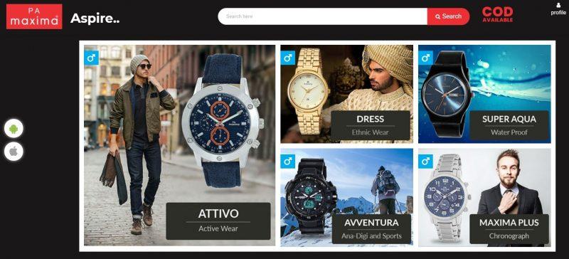 Maxima watches Best Watch Brand