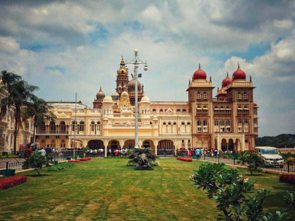 Mysore Palace historial places of india