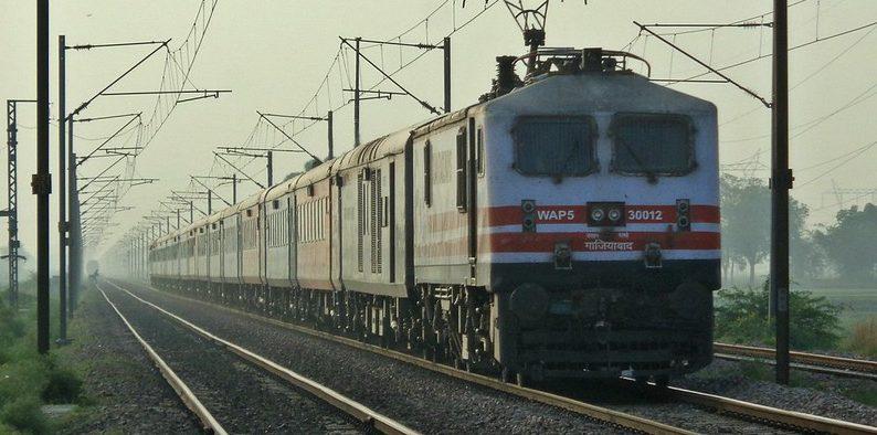 New Delhi Kanpur Shatabdi Express fastest train in india