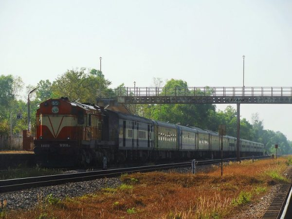 Nizamuddin Duronto Express fastest train in india