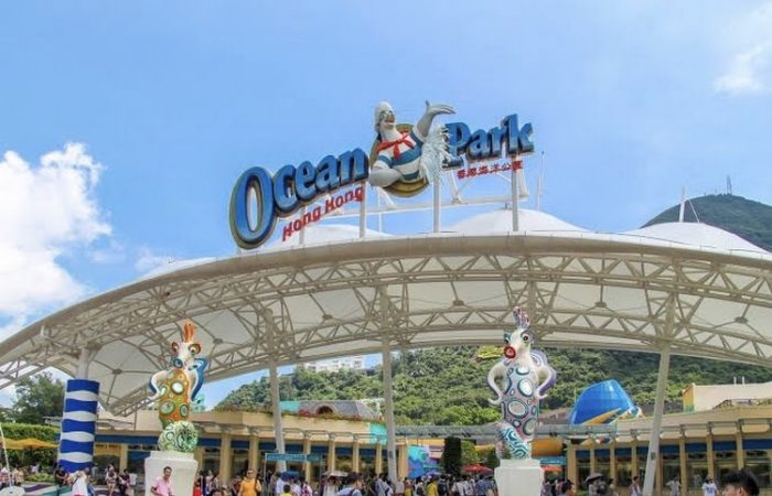 Ocean Park best destinations in india to visit