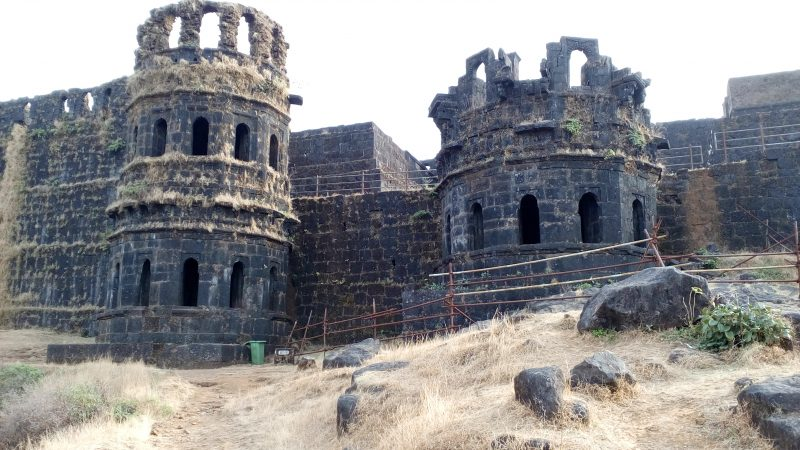 Raigad fort hisorical places of india