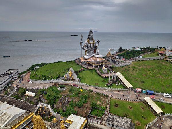 Shiva of Murudeshwara tallest statues in india