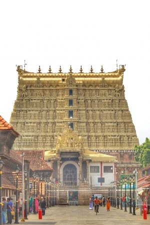 Sree Padmanabhaswamy Temple religious places in india