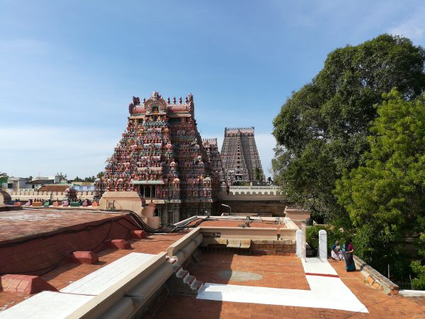Sri Ranganathaswamy Temple religious places in india