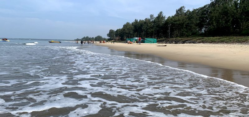 Tarkarli Beach beautiful beaches in india