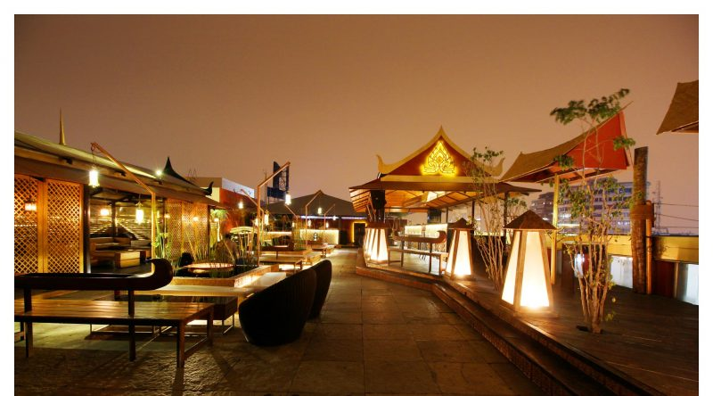 The Tao Terraces best rooftop restaurant in bangalore