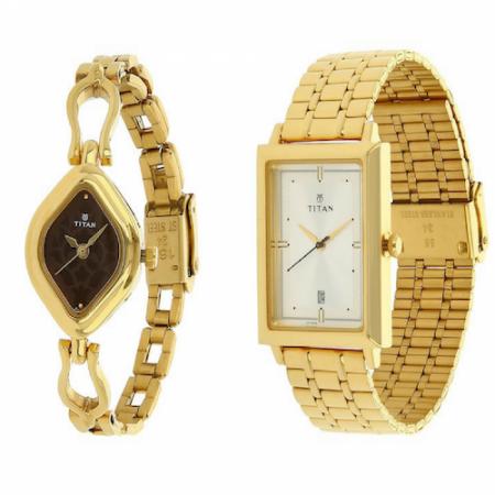 Titan Best Watch Brand