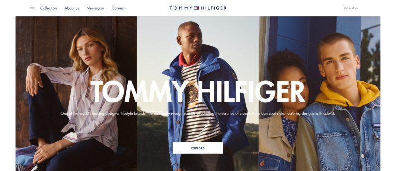 Tommy Hilfiger best men clothing