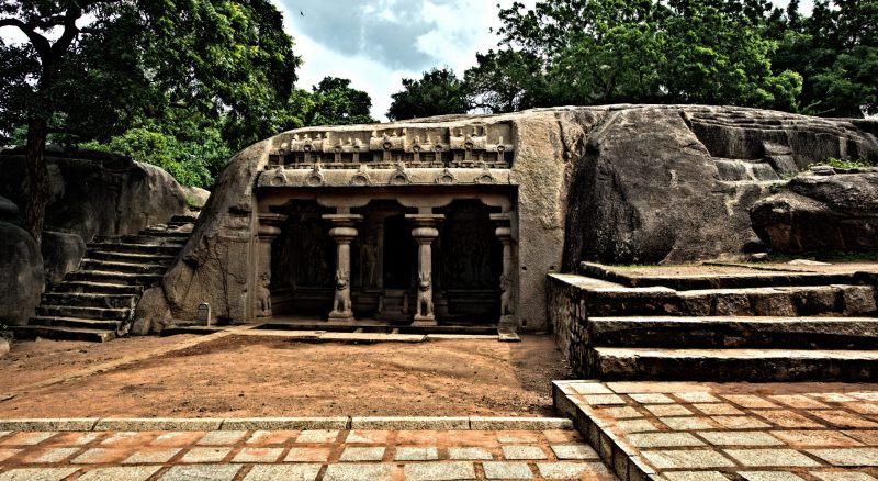 Varaha caves mysterious caves in india