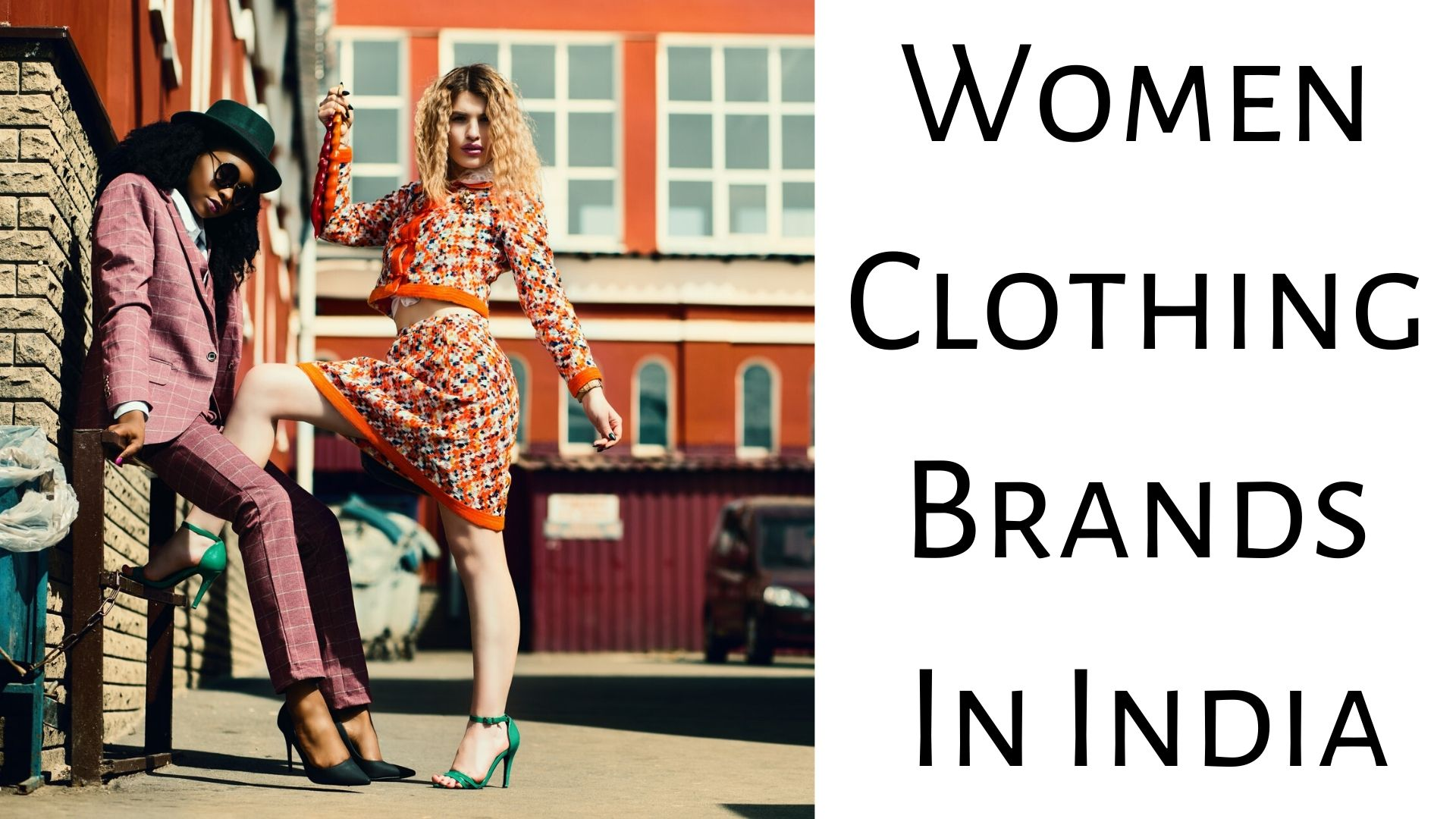 Women Clothing Brands In India