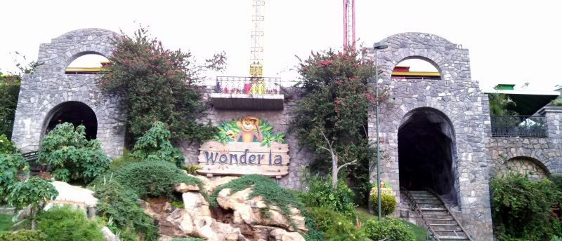 Wonderla Amusement Park best theme parks in india