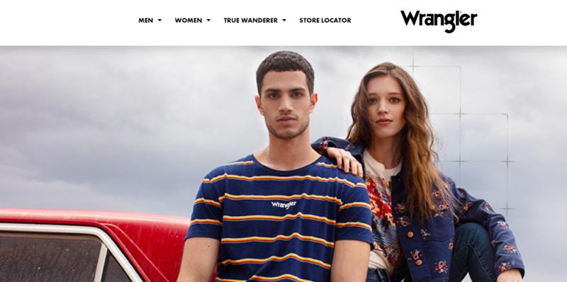 Wranglerbest men clothing brand