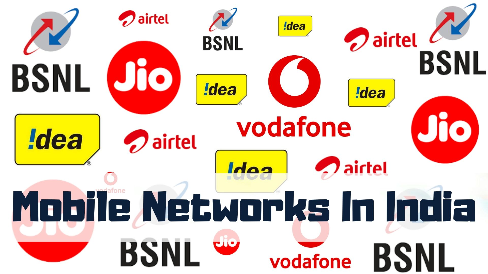 best mobile networks in india