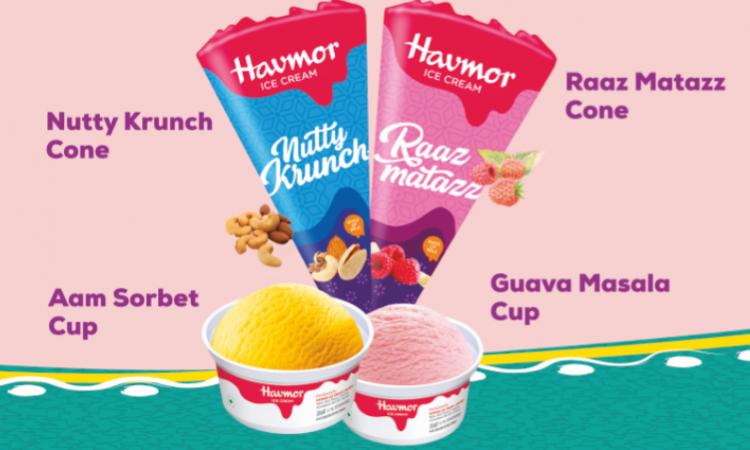 havemor ice cream brand