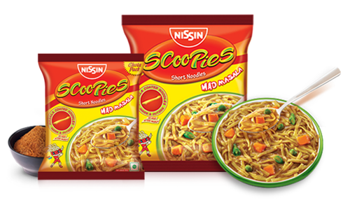 scoopies noodles brand in india