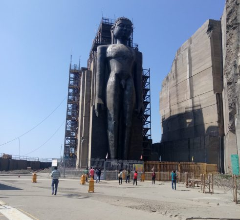 statue of Ahimsa tallest statue in india