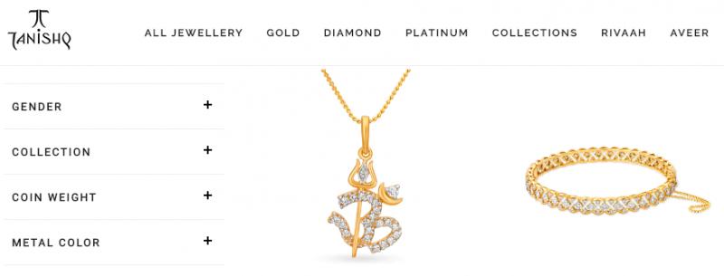 tanishq best diamonds