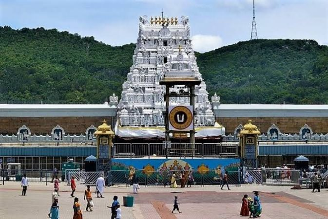 venkateshwra temple religious places in india