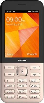 Lava GEM keypad phone