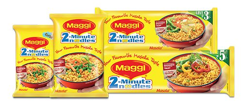 Maggi Best noodles brand in india