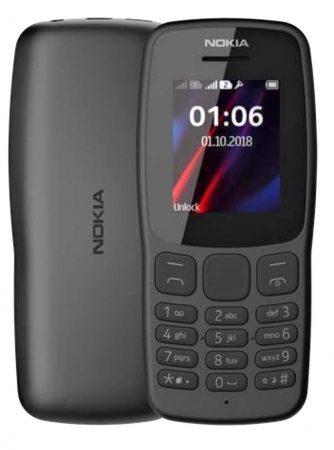 Nokia 106 keypad phone
