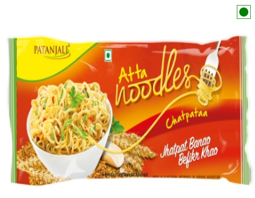 Patanjali Atta Noodles brand in india