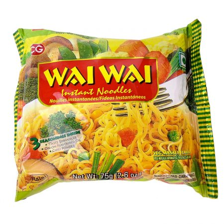 wai wai noodle brand in india