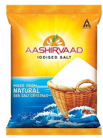 Aashirvaad Salt Best Salt in india: best salt for health