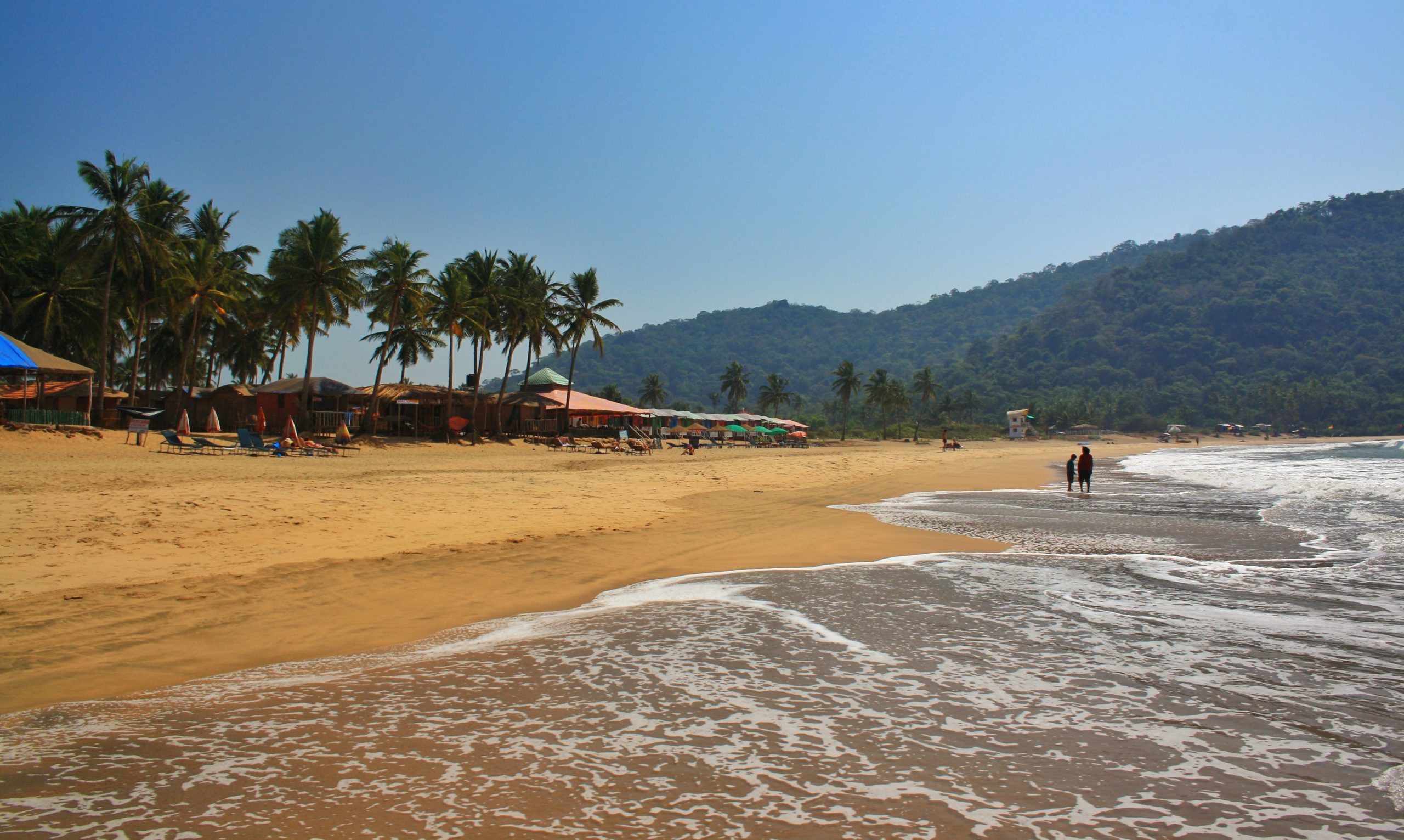 Agonda, Goa Best Beach In India