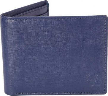 Allen Solly casual blue wallet Best Wallet Under INR 1500/-