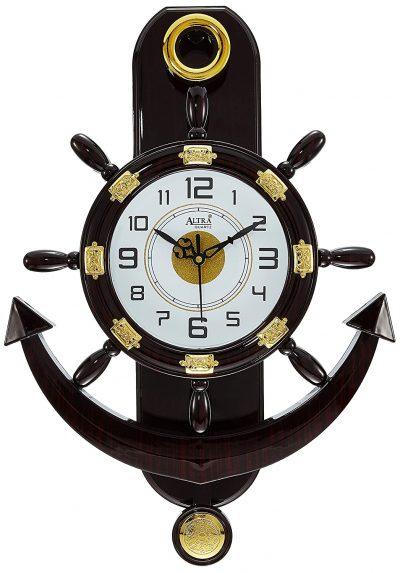 Altra Plastic Pendulum Wall Clock: Best Wall Clock In India