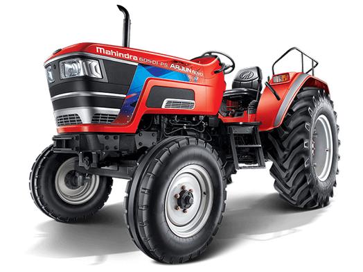 mahindra Arjun Novo 605 Di-I - best mahindra tractor