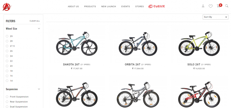Avon Cycles: Best Cycle In India