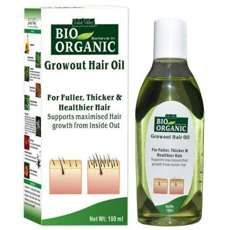 Bio Organic Grow Out Hair Oil Best Anti Hair Fall Oil