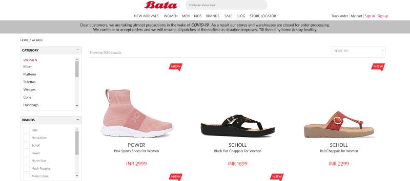 Bata Best: Women's Footwear Brand