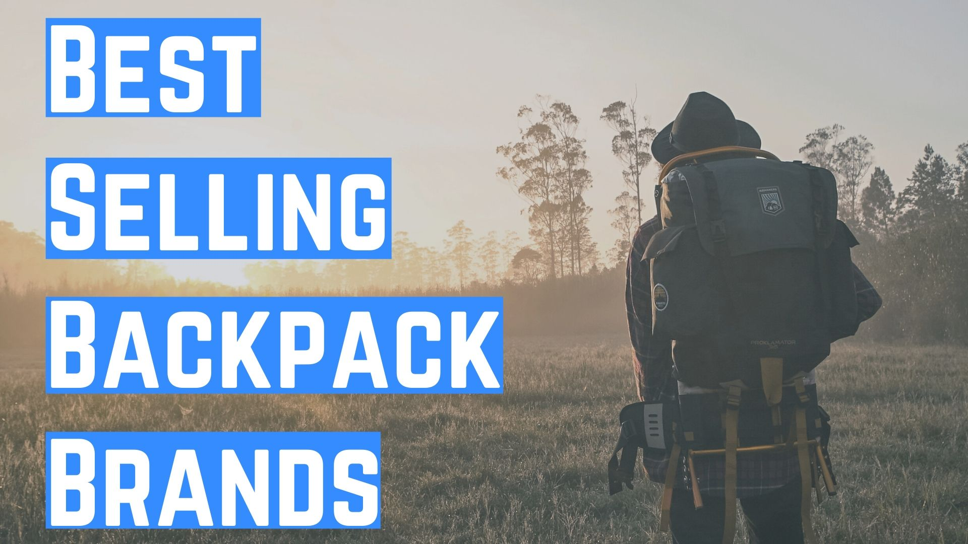 Best Selling Backpack Brands