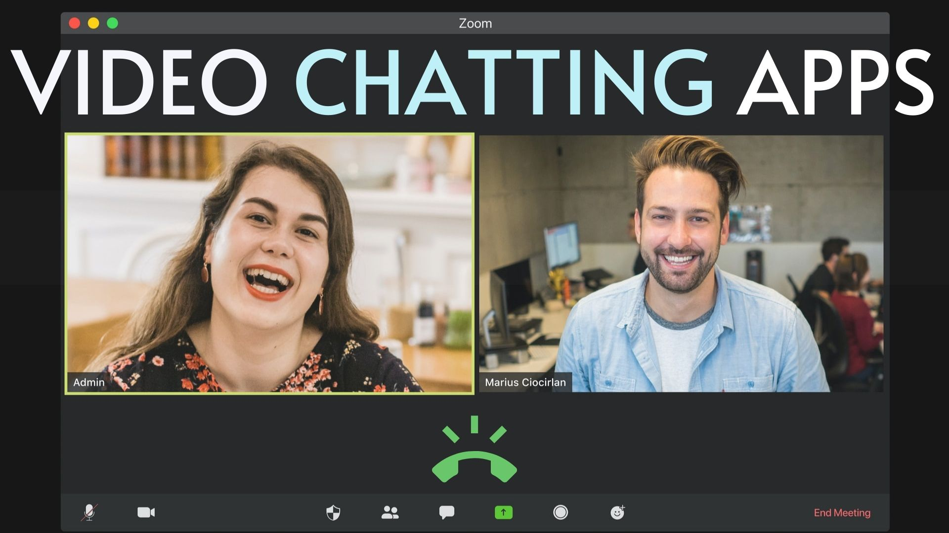 Best Video Chatting Apps